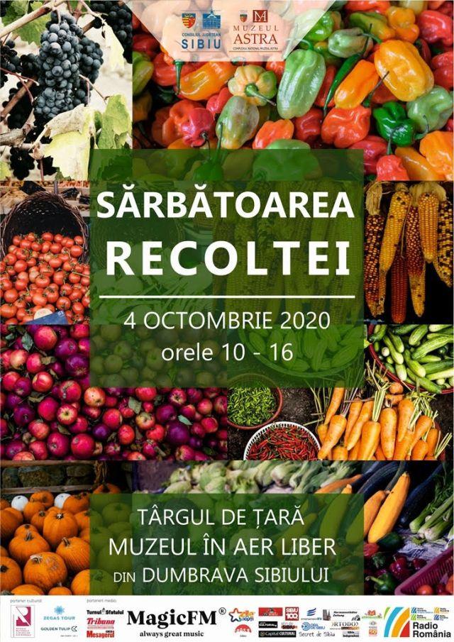 2020年10月28日:秋收节日的庆祝活动