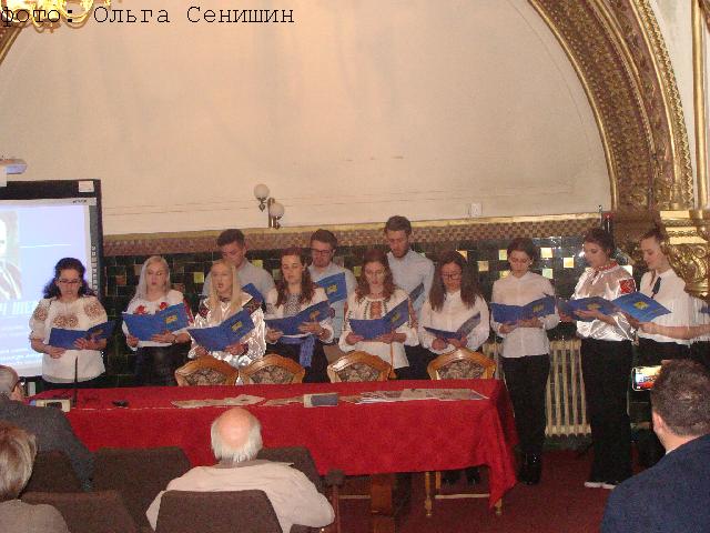 Українці Клужу вшанували Т. Шевченка