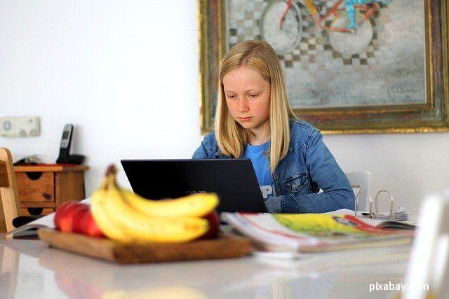 2020年9月24日:罗马尼亚的教师和在线上课