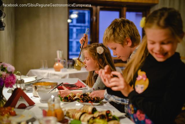 sibiu - regione europea della gastronomia 2019
