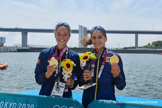 Токіо 2020 - золото та срібло для румунського веслування