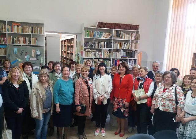 cимпозіум про внесок бібліотеки в культурне розмаїття у Сучаві