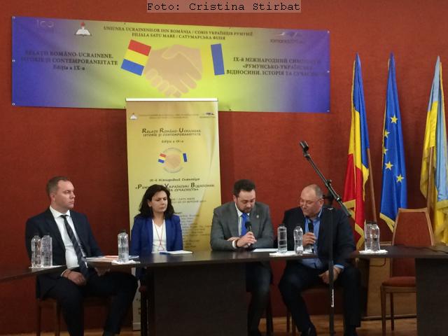 Міжнародний симпозіум «Румунсько-українські відносини. Історія та сучасність»