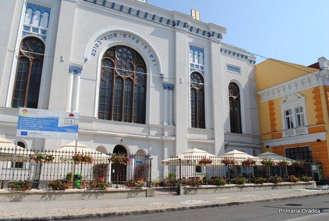 Синагога Сіон в місті Орадя