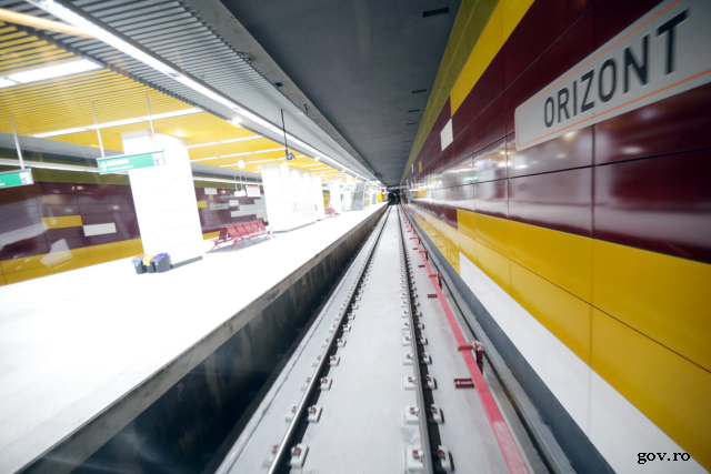metroul bucureştean se extinde