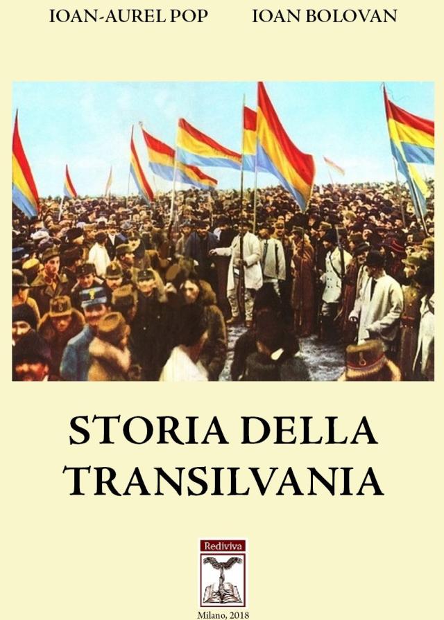 storia della transilvania, buona lettura anche nelle università italiane!