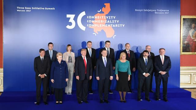 2018年9月28日:三海合作倡议