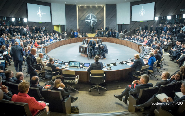 decisions at the nato summit in brussels