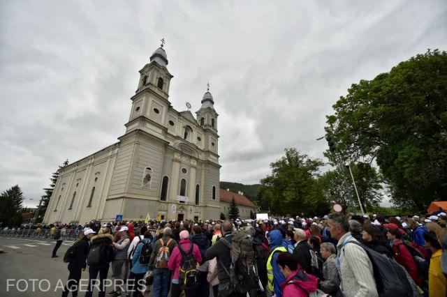 Римо-католицька церква Шумулеу у центрі Румунії
