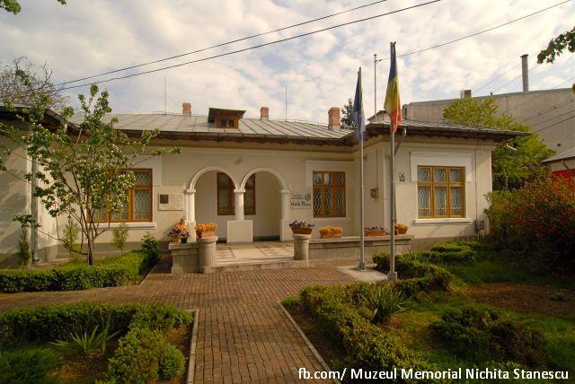 Меморіальний музей Никити Стенеску у м.Плоєшть