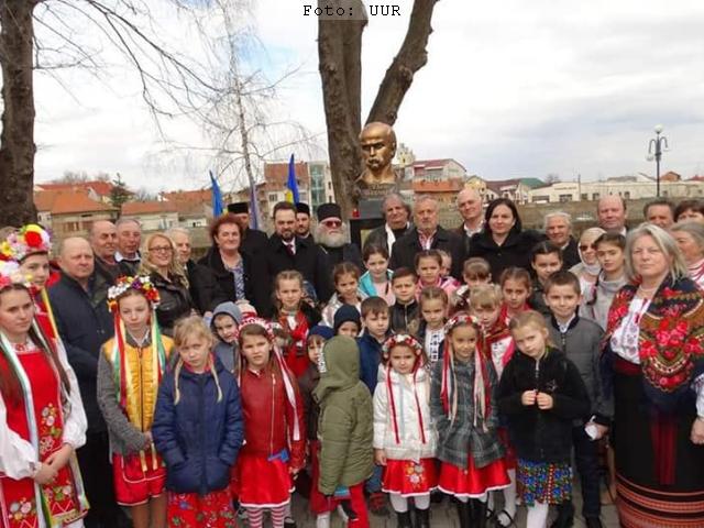Вшанування пам'яті Тараса Шевченка у Румунії