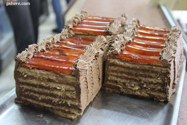 2021年7月28日:杜波斯蛋糕(doboş cake)