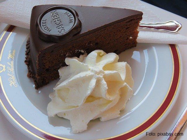 2021年2月17日:萨赫蛋糕(sachertorte)
