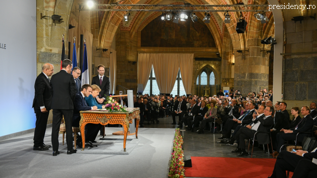 romania-hails-the-treaty-of-franco-german-cooperation-and-integration
