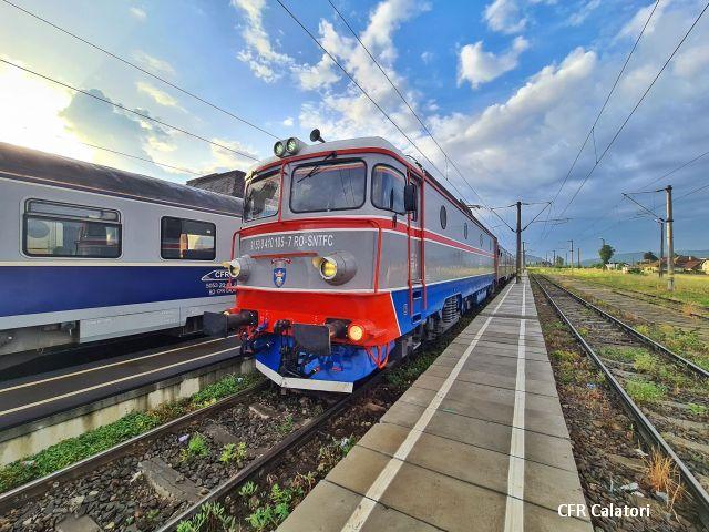 מידע מהחברה הלאומית של רומניה לרכבות נוסעים