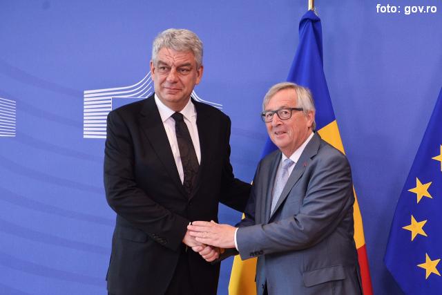 le-premier-ministre-roumain-en-visite-a-bruxelles