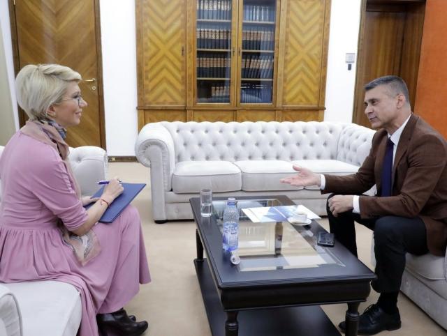 מפגשים של שגריר ישראל עם אישים רומנים