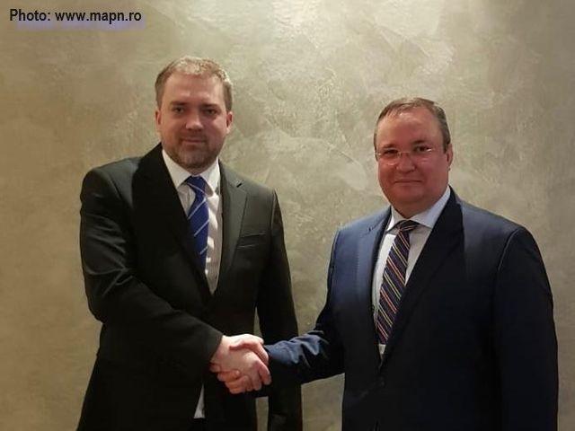 Посилення військової співпраці між Румунією та Україною