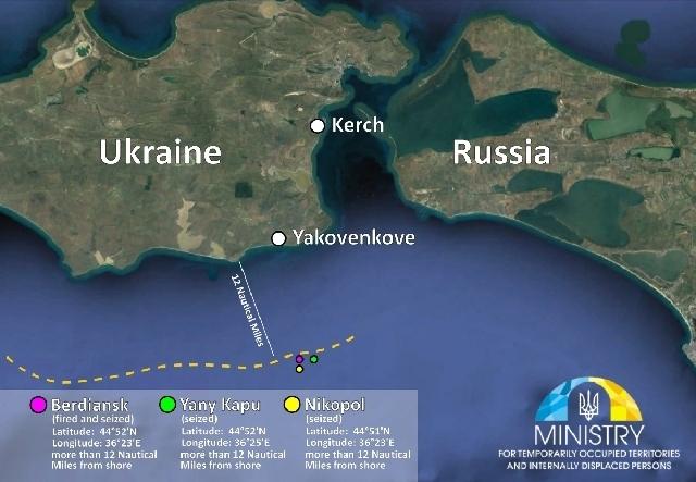 Румунський погляд на ситуацію в Азовському морі