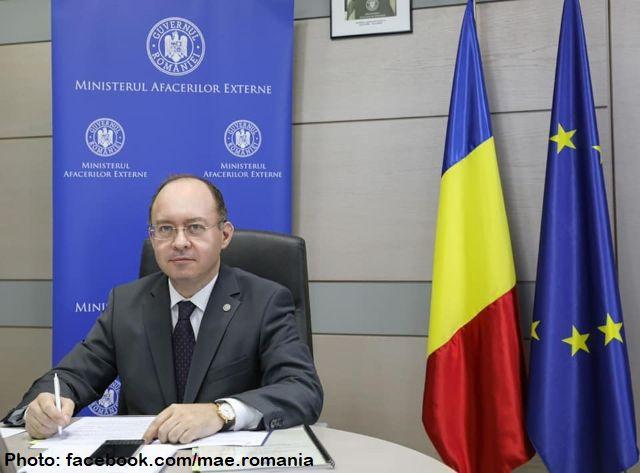 Глава МЗС Румунії: Гумдопомога Україні відповідає потребі солідарності на двосторонньому рівні