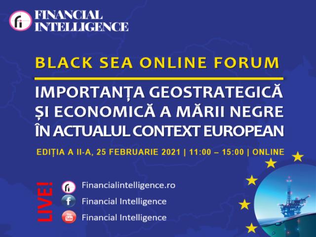 Форум «Геостратегічне та економічне значення Чорного моря»
