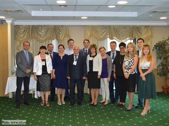 Візит делегації Служби інспекторів ВРП до Румунії