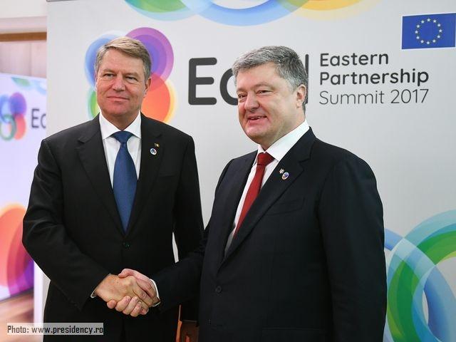Румунія, Східне партнерство та відносини з Україною