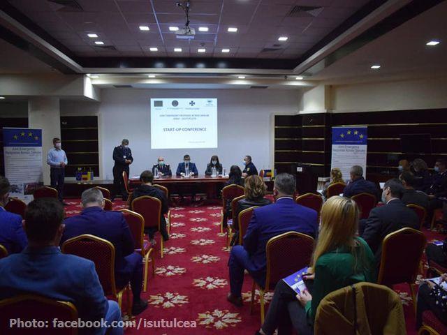 Румунсько-українська платформа оповіщення про надзвичайні ситуації в дельті Дунаю