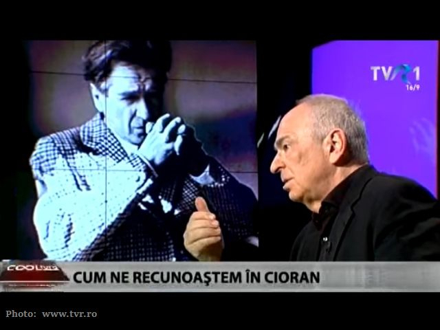 Румунський філософ та есеїст Еміль Чоран