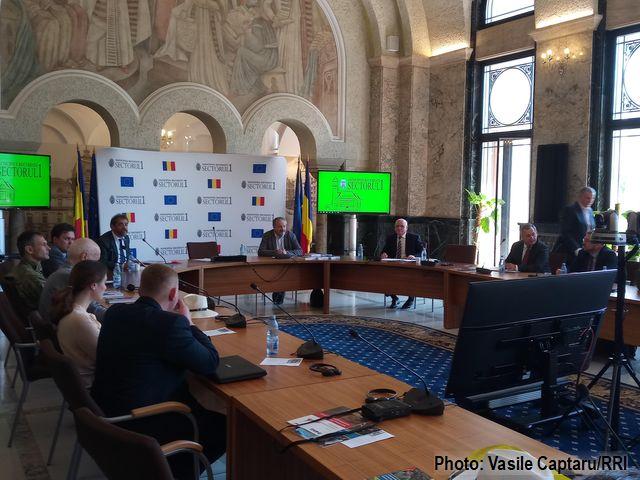 Румунсько-український експертний діалог щодо гібридних загроз а регіоні