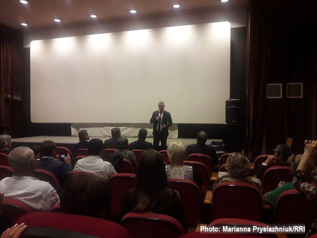 Показ фільму «Чужа молитва» про депортованих кримських татар пройшов в Бухаресті