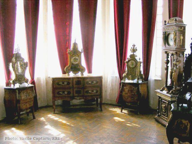 Музей годинників у м.Плоєшть