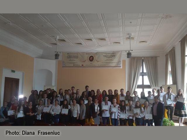 xxvii-а Національна олімпіада з української мови та літератури