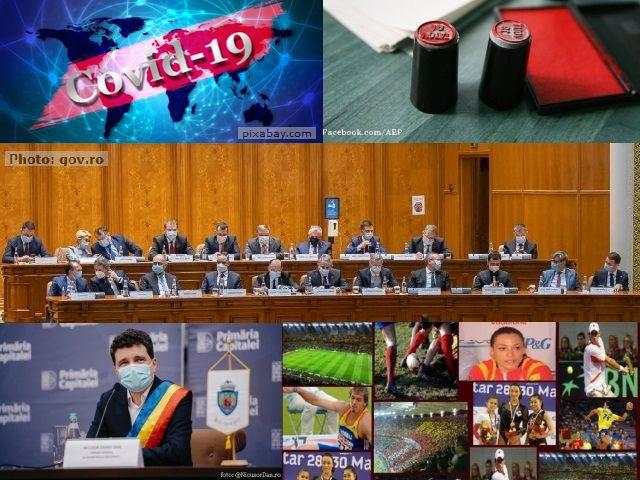Основні події 2020 року в Румунії