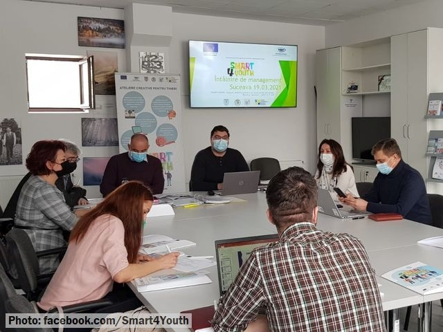 Румунсько-український проєкт для соціально незахищеної молоді