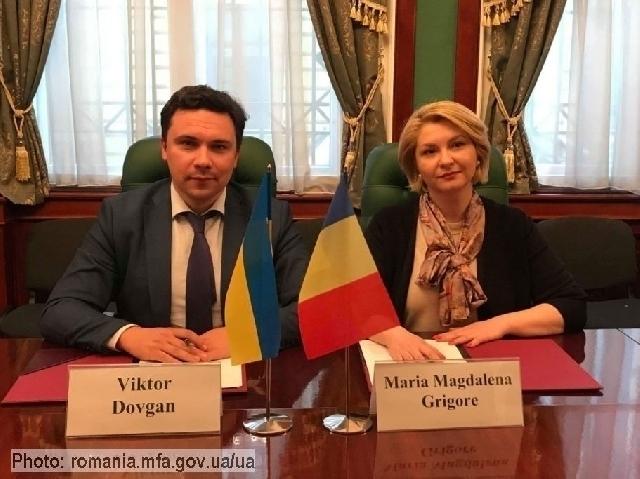 Розвиток транспортного сполучення між Румунією та Україною