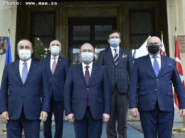 Підсумки робочого візиту глави МЗС України до Бухареста