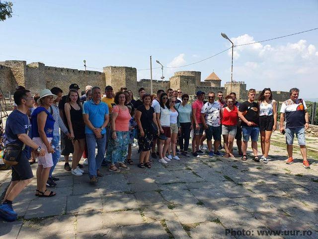 Українці Румунії відвідали Україну в рамках проєкту АСРДД Тулча
