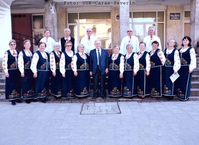 Карашсеверінська філія Союзу українців Румунії