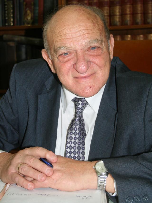 ביקור של נשיא התאחדות הקהילות היהודיות ברומניה בספנטו גיורגיה