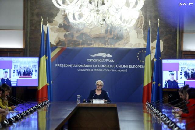 Сто днів головування в Раді ЄС