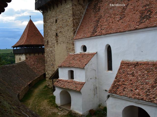 las mejores iglesias fortificadas de rumanía