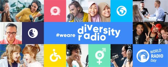 speciale wrd 2020: la radio e la diversità