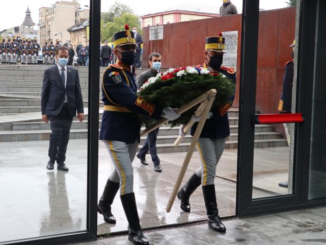 יום הזיכרון הלאומי לשואה ברומניה