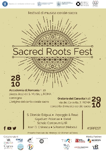 sacred roots fest a roma