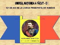 Românii sărbătoresc Unirea Principatelor
