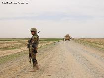 Cinci militari români au fost  răniţi în Afganistan UPDATE