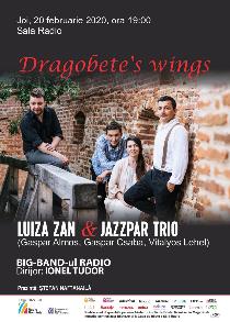 Dragobete's Wings: Jazz la Sala Radio cu Luiza Zan