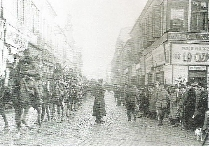 bucharest under occupation (1916-1918)