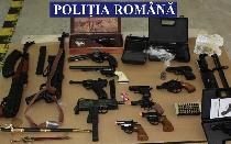 Noi reguli privind regimul armelor şi munitiilor